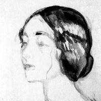 Эдвард Мунк. Женский портрет