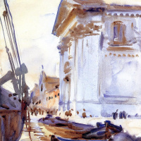 Джон Сингер Сарджент. Лодки