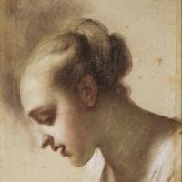 Розальба Каррьера (Каррера). Портрет Молодой женщины