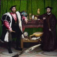 Послы (Портрет Жана де Дентевиля и Жоржа де Сельва)