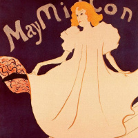 May Milton (poster)