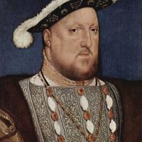 Ганс Гольбейн Младший. Портрет Генриха VІІІ