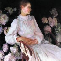 Portrait Of Catherine Chase Shapley