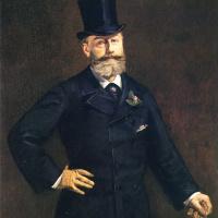 Эдуар Мане. Портрет М. Антонена Пруста