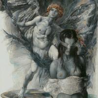 Александр Николаевич Стешенко. Венера и Амур