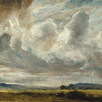Облака над долиной