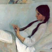 Больная. Портрет Елизаветы Мартыновой