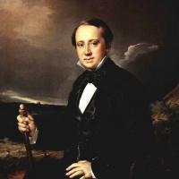 Портрет Александра Александровича Сапожникова