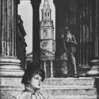 Джеймс Тиссо. Национальная галерея в Лондоне