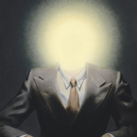 Rene Magritte. Le Principe du Plaisir