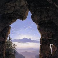 Карл-Фридрих Шинкель. Ворота в скалах