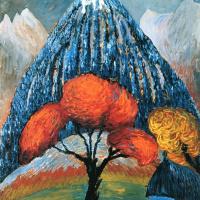 Марианна Владимировна Веревкина. Красное дерево