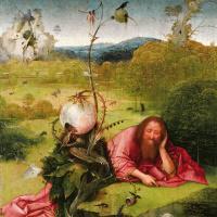 Святой Иоанн Креститель в пустыне