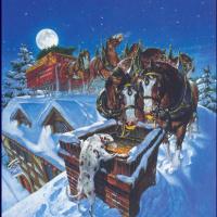 Эзра Такер. Полуночный транспорт на Рождество