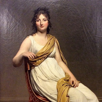 Эжен Делакруа. Портрет мадам Раймонды де Вернинак