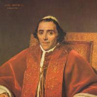 Жак-Луи Давид. Портрет папы Пия VII