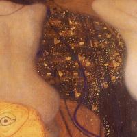 Густав Климт. Золотые рыбки