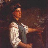 Николай Николаевич Ге. Портрет