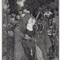 Aubrey Beardsley. Abbot