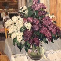 Alexander Mikhailovich Gerasimov. (no title)