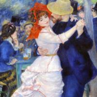Dance in Bougival