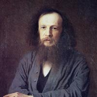 Иван Николаевич Крамской. Портрет химика Дмитрия Ивановича Менделеева