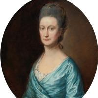 Portrait Of Caroline Of Fludyer