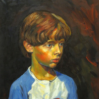 Сергей Константинович Малютов. Портрет сына