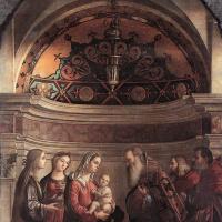 Представление Иисуса в храме