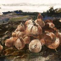 Тыквенное поле Альберта Орффа