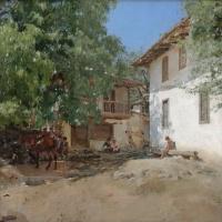 Татарская деревня в Крыму