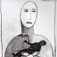 Kazimir Malevich. Motherhood