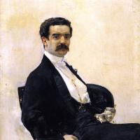 Хоакин Соролья (Соройя). Хуан Антонио Гарсия дель Кастильо