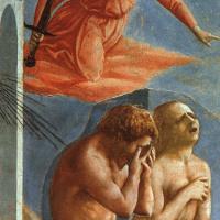 Томмазо Мазаччо. Адам и Ева изгнаны из рая