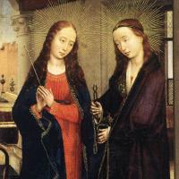 Святые Маргарет и Аполлония