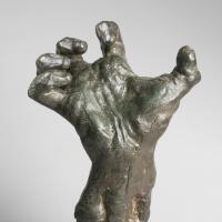 Эмоционально сжатая рука