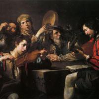 Концерт для четырёх персонажей и пьяницы