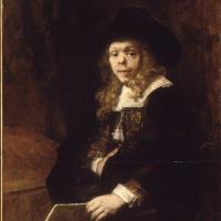 Рембрандт Харменс ван Рейн. Портрет Герарда де Лересса