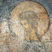 Андрей Рублев. Страшный суд: Трубящий ангел