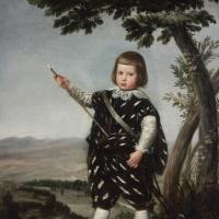 Портрет инфанта Бальтазара Карлоса