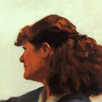 Эдвард Хоппер. Рисующая Джо