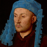 Jan van Eyck. The man with the ring