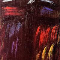 Алексей Георгиевич Явленский. Медитация: гармония в красном и синем