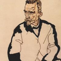 Портрет Генриха Бенеша