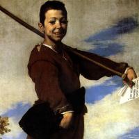 Хосе де Рибера. Хромоножка