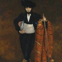 Эдуар Мане. Молодой человек в костюме махо