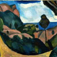 Landscape near Cassis