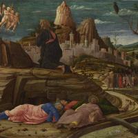 Моление о чаше (Христос на горе Елеонской)