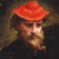 Франческо Пармиджанино. Автопортрет