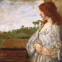 James Abbot McNeill Whistler. White note